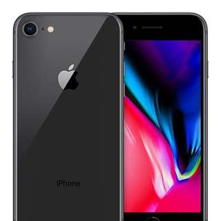 iPhone 8 64GB Blk/Gd