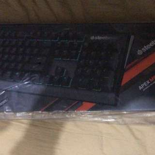 Steelseries brand new Apex M650