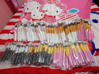 Make up Kabuki Brushes 10pcs