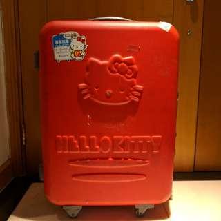 Sanrio Hello Kitty luggage