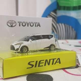 Toyota Sienta Key Chain