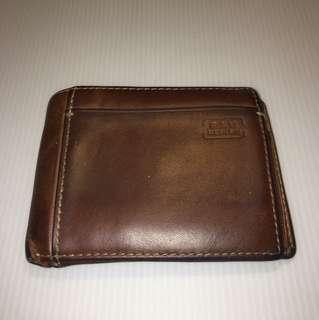 RAV Design Men's wallet Genuine Leather*