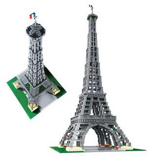 17002 Eiffel Tower 2 sets left
