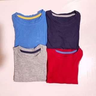 Mothercare t-shirts bundle