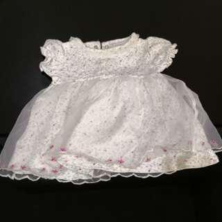 Baby Little Princess Dress (3m)