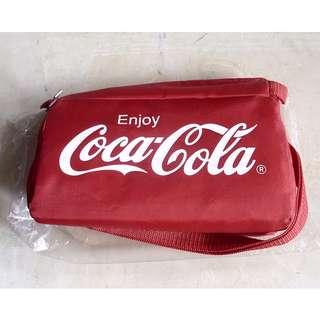 未用過可口可樂保溫尼龍袋一個