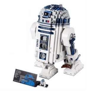 05043 R2-D2 Star Wars 2 sets left