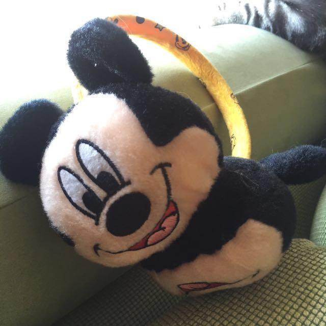 米奇/米老鼠耳罩