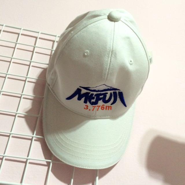 日本富士山 棒球帽
