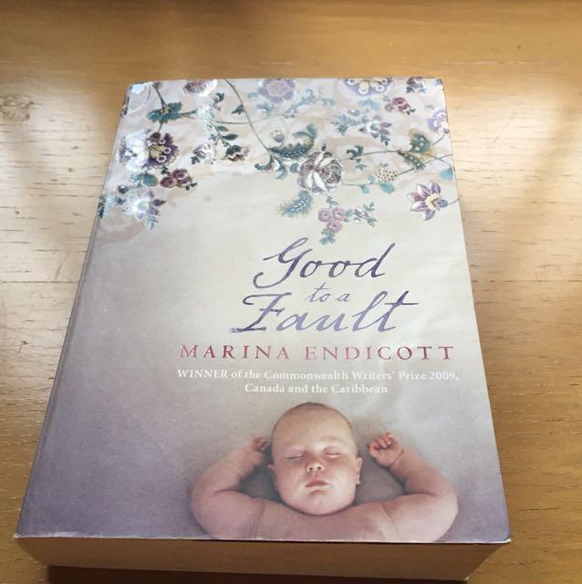 A beautiful novel