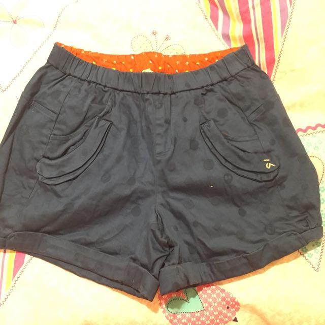 a la sha短褲