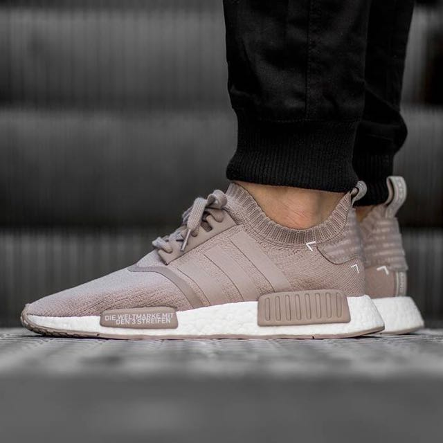 Adidas NMD R1 PK French Beige, Men's
