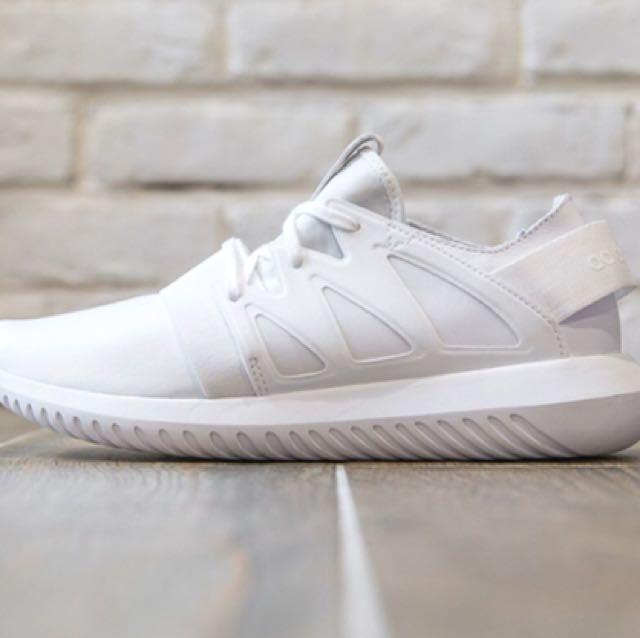 Adidas tubular us 7 white