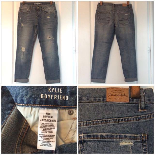 Aeropostale Boyfriend Jeans (New)