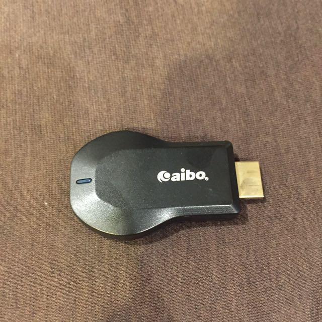 aibo Wi-Fi 無線 HDMI 影音傳輸器(iOS/安卓/Windows)