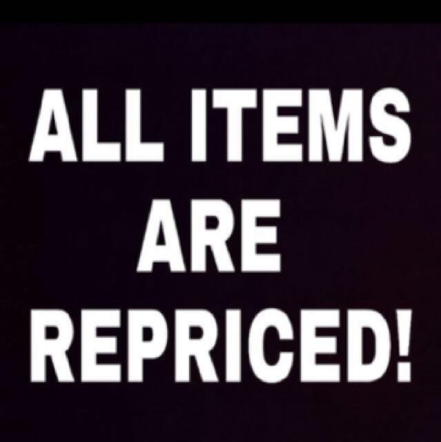 ALL ITEMS REPRICED - Make offer now