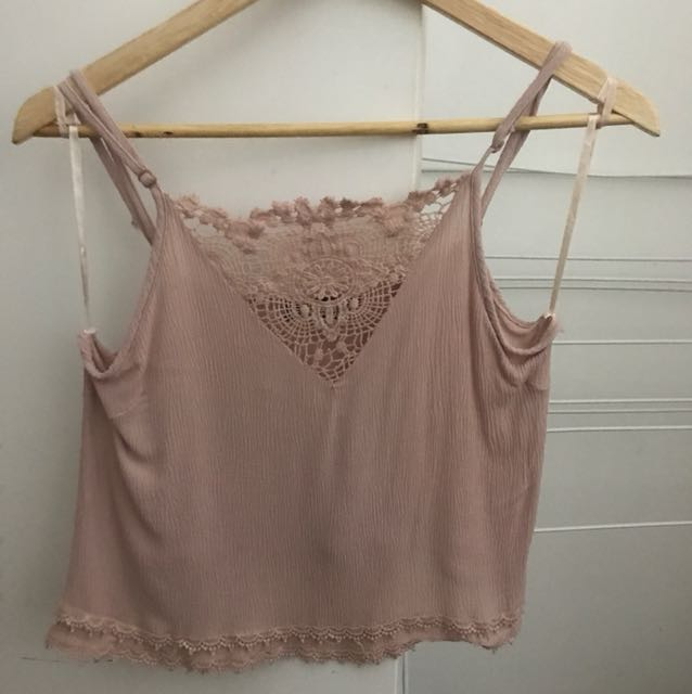 Ally fashion crop size 8