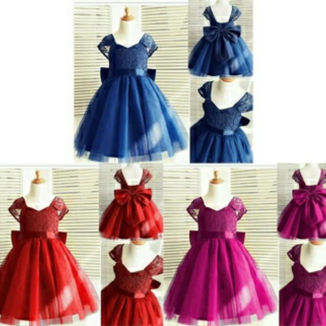 angelica dress kid