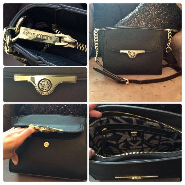 Anne Klein Leather Bag