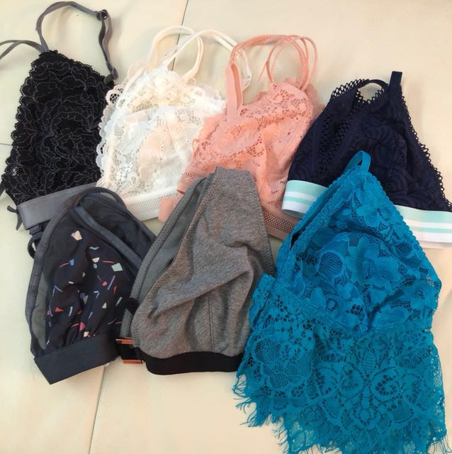 Assorted Bralettes