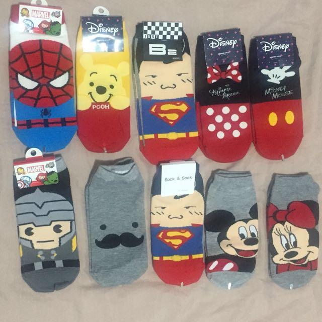 Assorted Socks [Brand New]