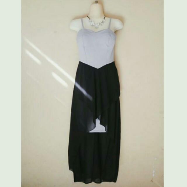Asymmetry Party Dress