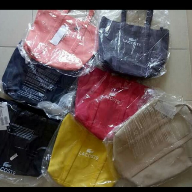 Auth. Lacoste on Sale!!!