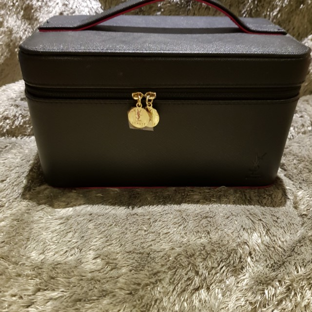 Authentic YSL make up bag