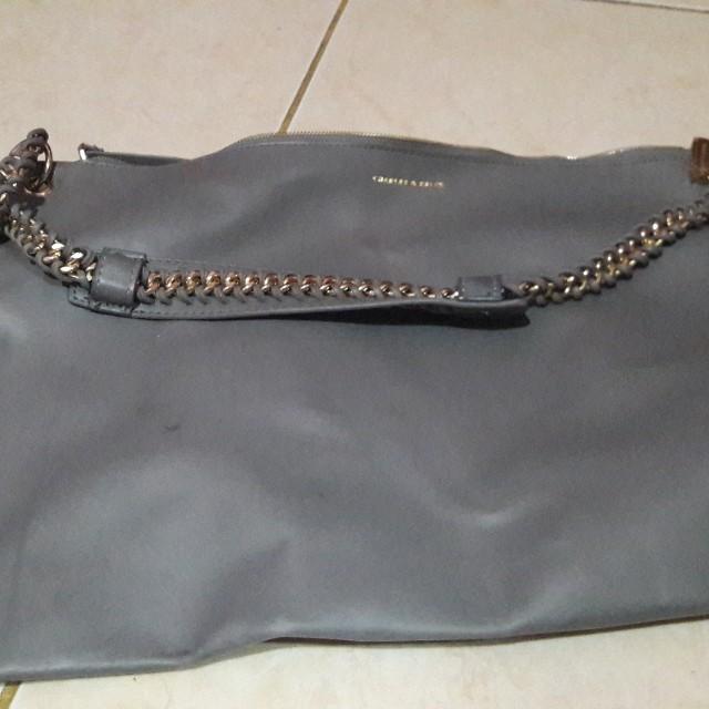 Bag CK Grey