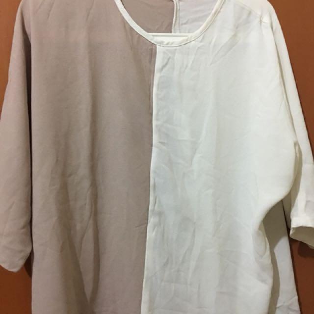 baju two tone