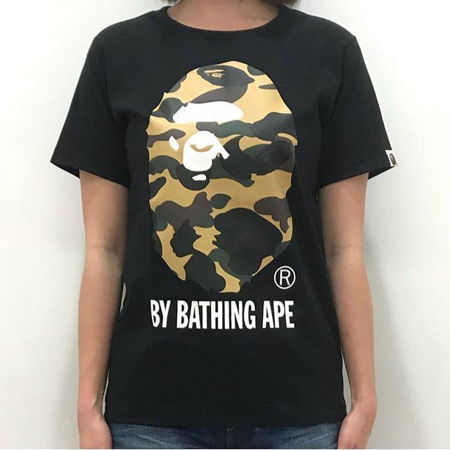 903daaee7 BAPE 1ST CAMO BY BATHING APE TEE, Women's Fashion, Clothes, Tops on ...
