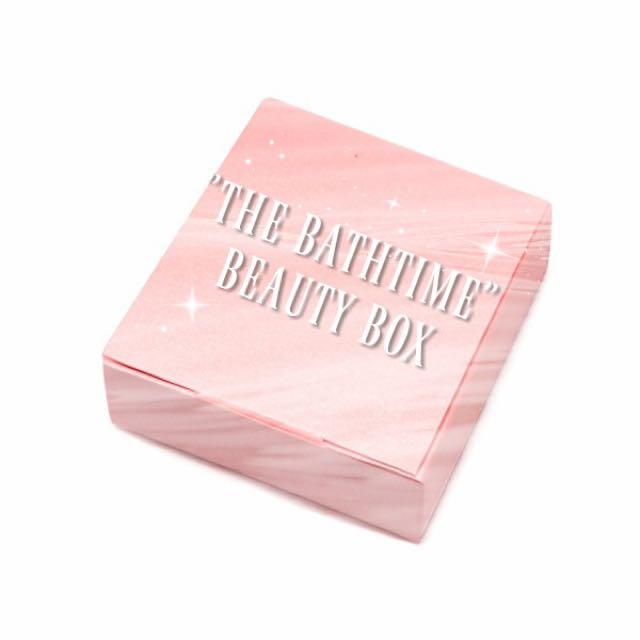 BATH TIME MSTERY BOX 🛁