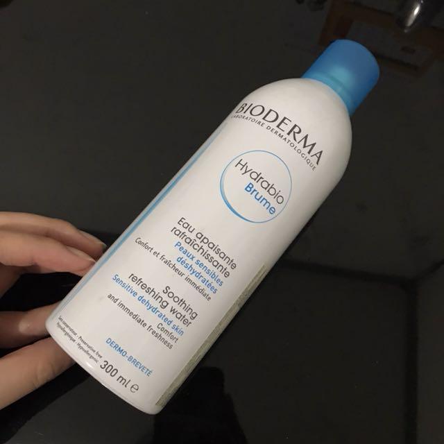 Bioderma hydrobio facial spray
