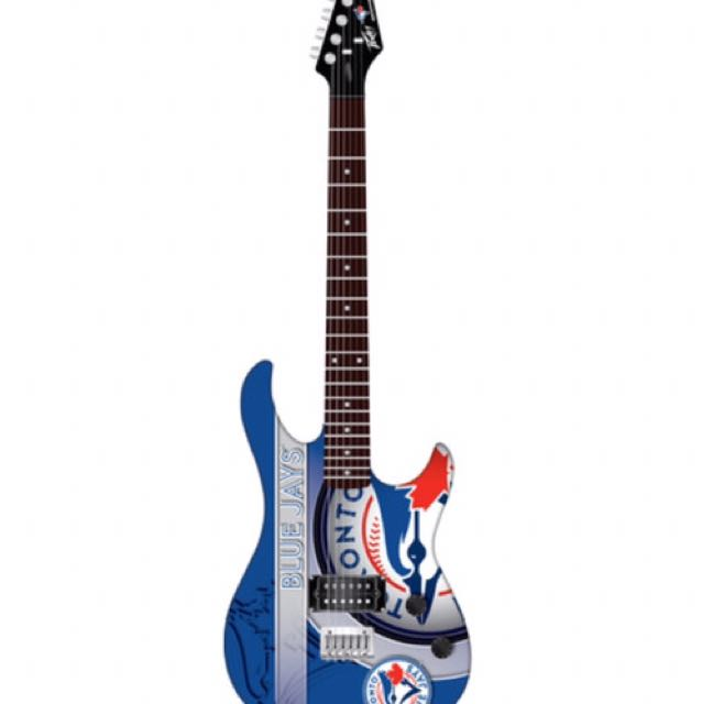 Blue Jays Guitar