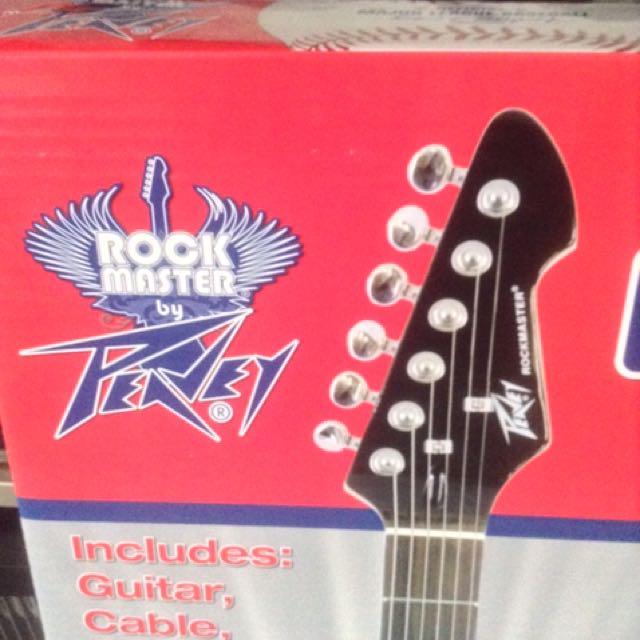 Blue Jays Guitar