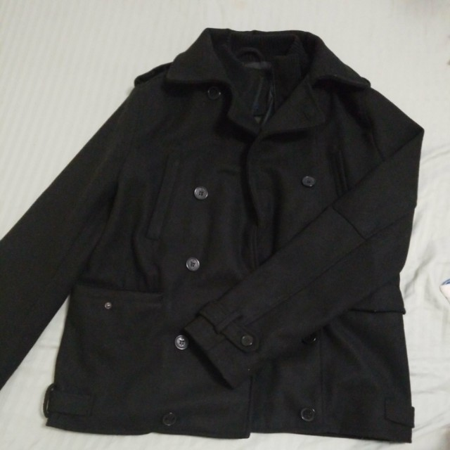 Bluenote Men's black Jacket