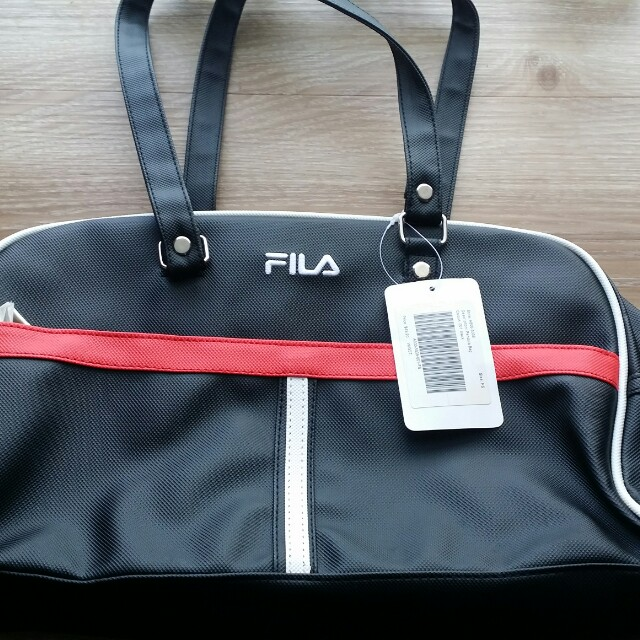 c4047c6848d BNWT FILA Sports Bag, Sports, Sports & Games Equipment on Carousell