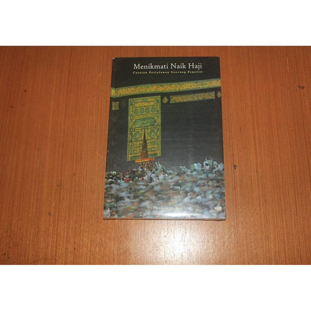 Buku Menikmati Naik Haji