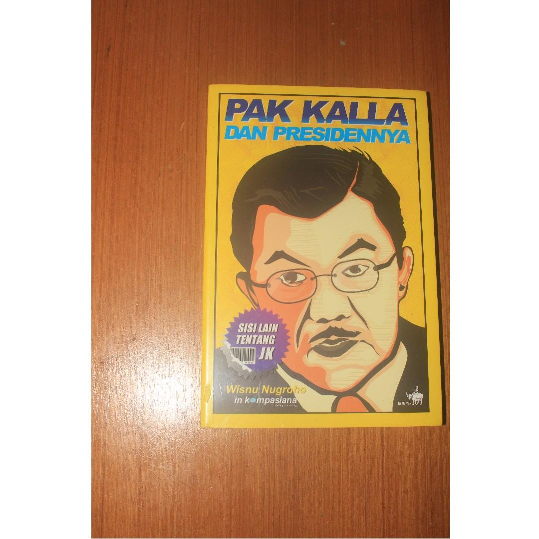 Buku Pak Kalla Dan Presidennya