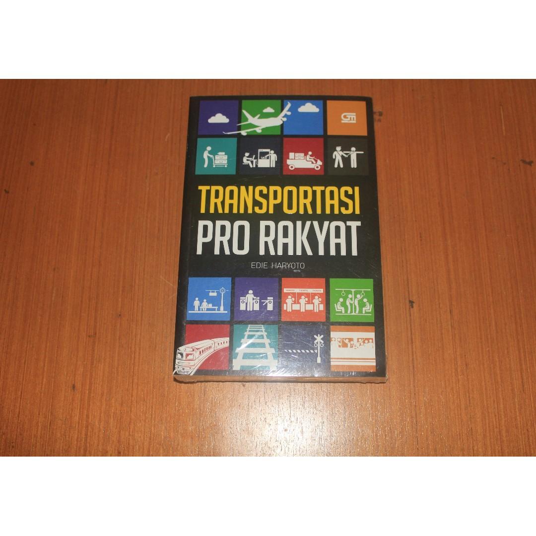 Buku Transportasi Pro Rakyat