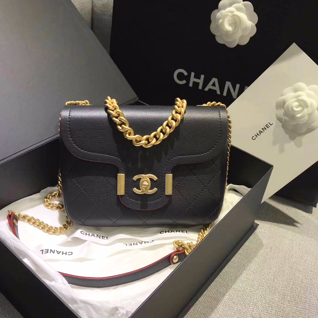e1427ee4065d Chanel Archi Chic Bag, Luxury, Bags & Wallets on Carousell