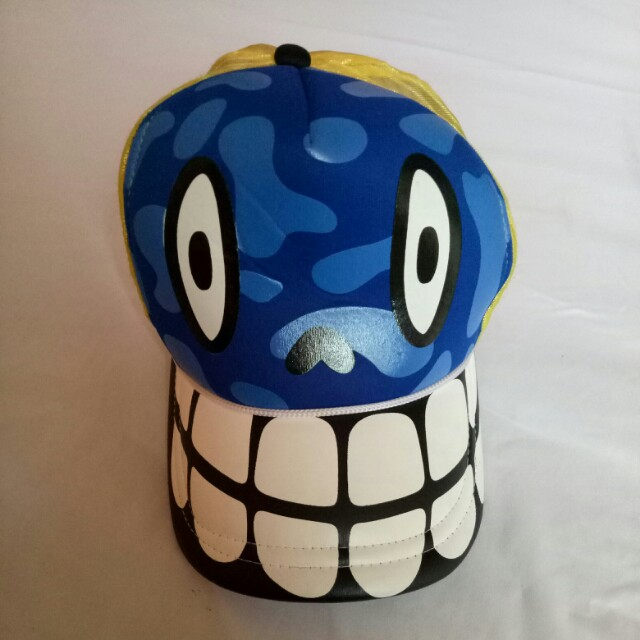 Character cap