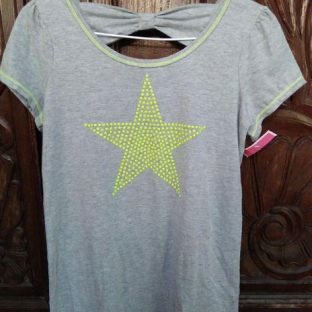 Circo gray shirt new with tag