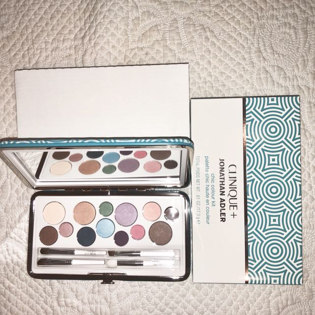 Clinique Eyeshadow Palette