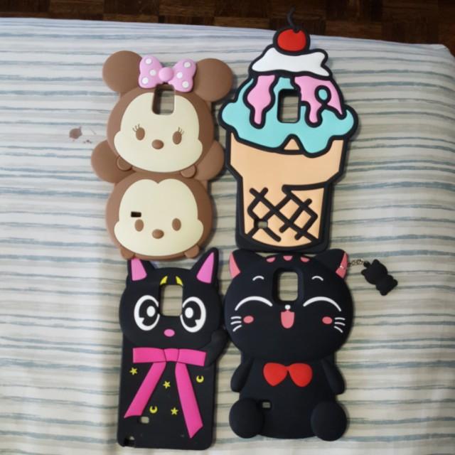 Cute 3D Samsung Note 4 Case