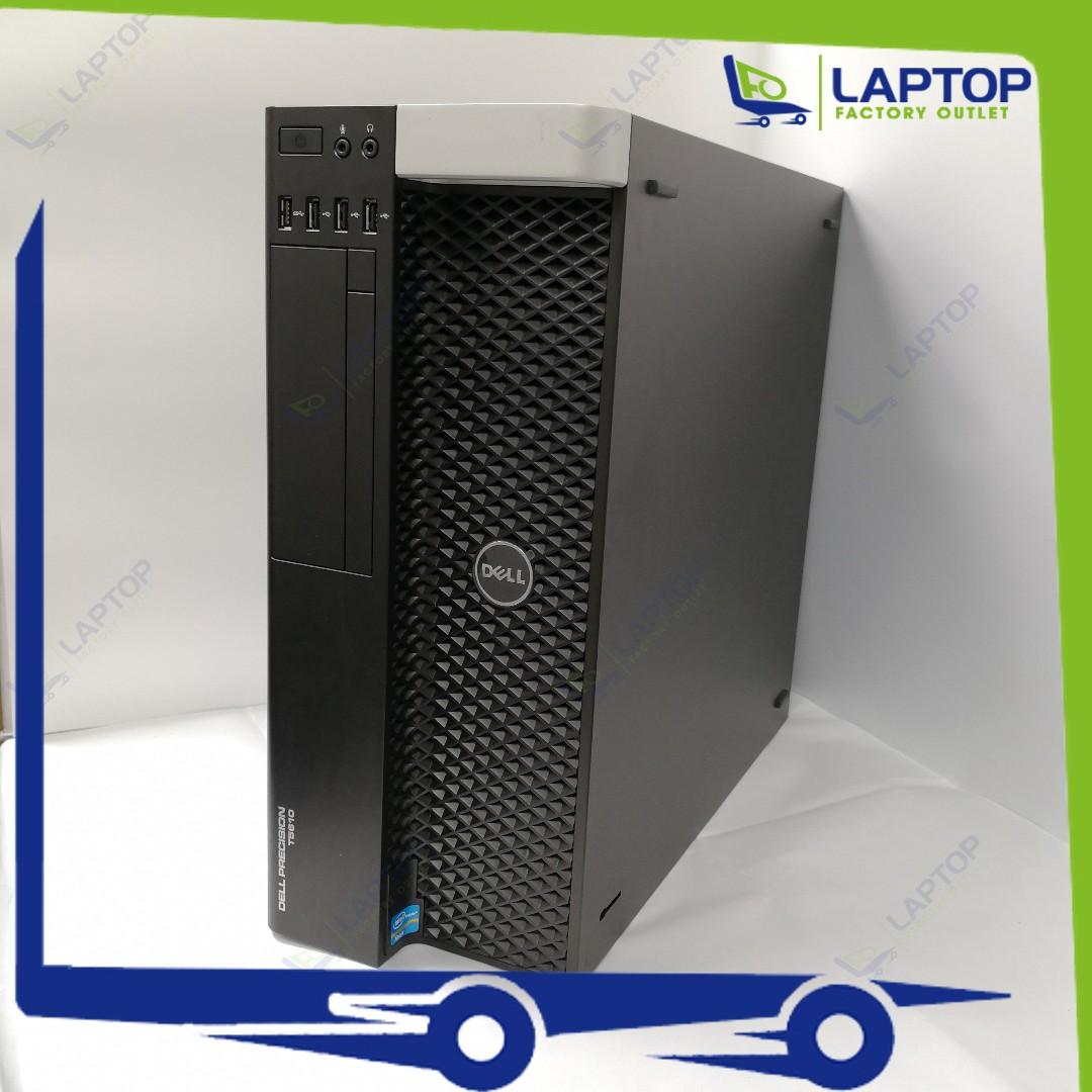 DELL Precision T5610 Workstation (Xeon/16GB/512GB) [Preowned] WNTY