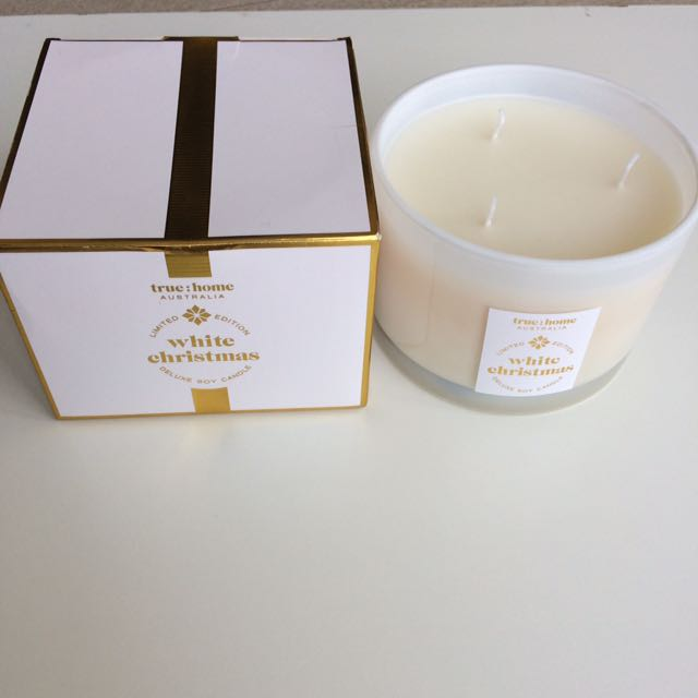 Deluxe soy candle -limited edition