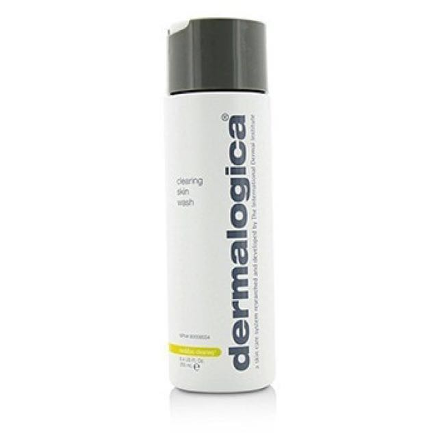 Dermalogica clearing products