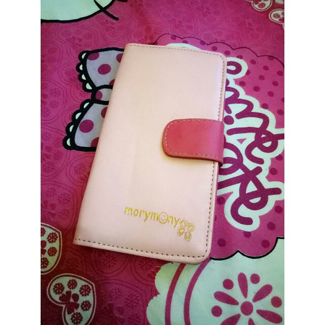 Dompet Baby Pink