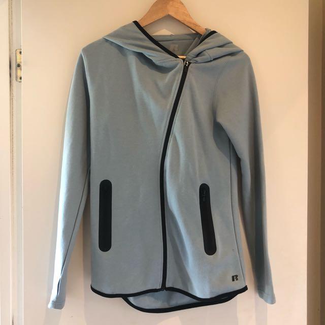 Dri-sweat zip hoodie - NEW